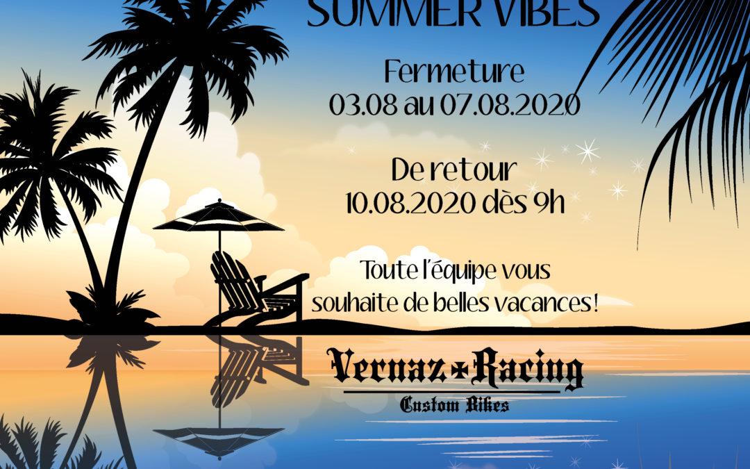VACANCES VERNAZ RACING